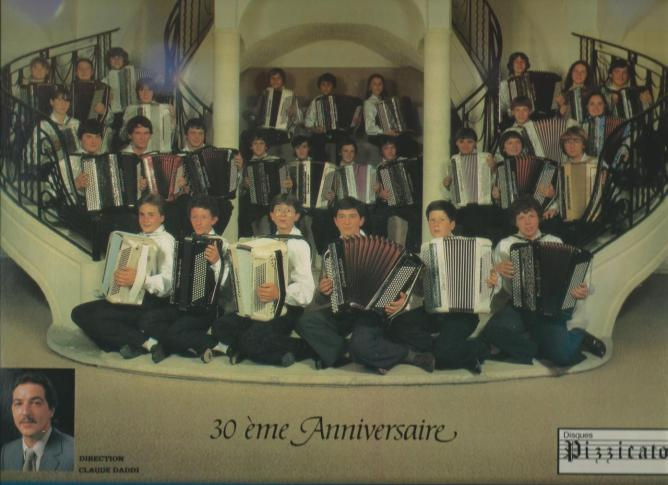 Orchestre 1982 Direction Claude Daddi