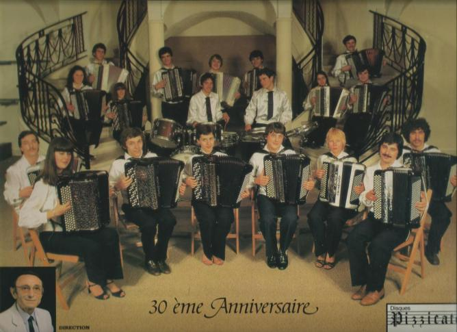Orchestre 1982 Direction Robert Michon