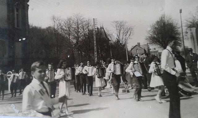 Abbeville défilé