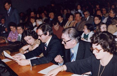 Andre astier et myriam bonnin concours unaf 1978 a montlucon mjc