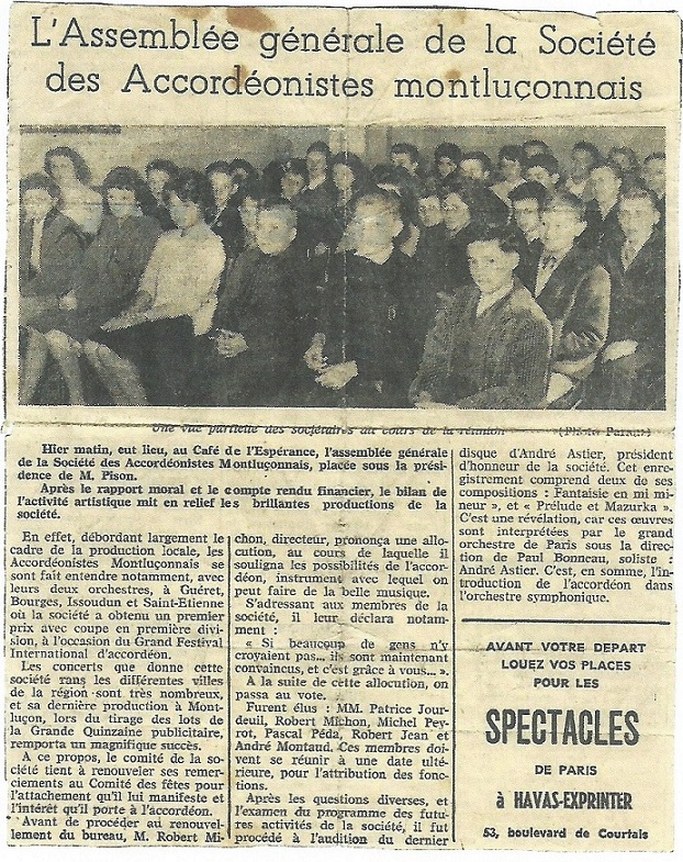 Assemblee generale 1961 a 2