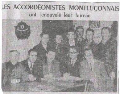 Bureau en 1956