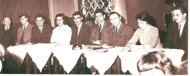 Bureau en 1967
