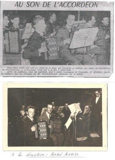 Concert place saint paul en 1959