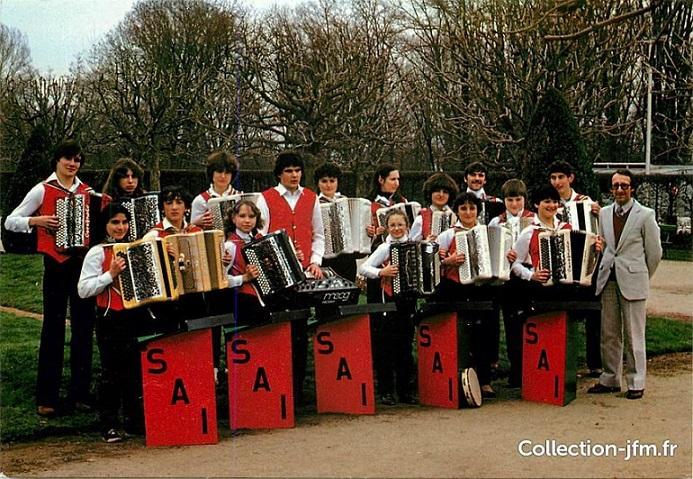 Societe des accordeonistes issoiriens1 1